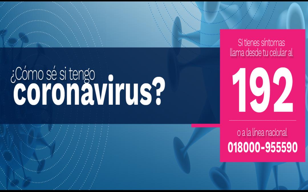 Coronavirus Colombia