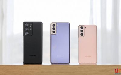Samsung presentó en Colombia sus nuevos Galaxy S21